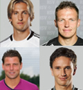 Bundesligatorhüter-Hinrundencheck